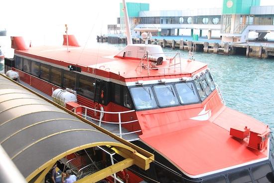 Hongkong ke Macau