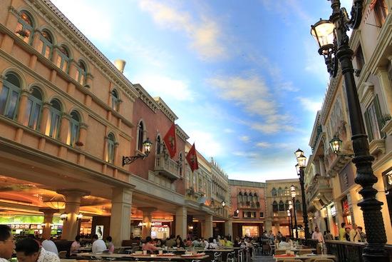 Macau Venetian Hotel