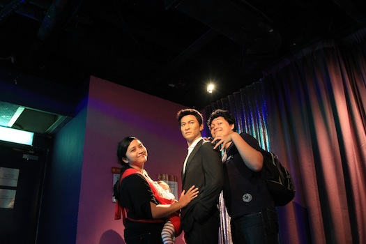 Madame Tussaud Hong Kong