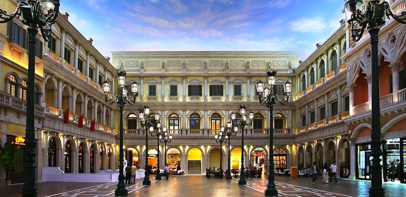 review hotel venetian resort macau