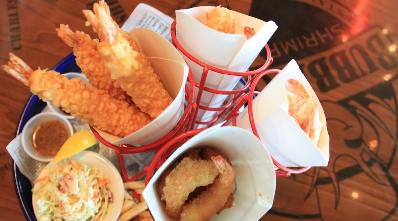 restoran bubba gump hong kong