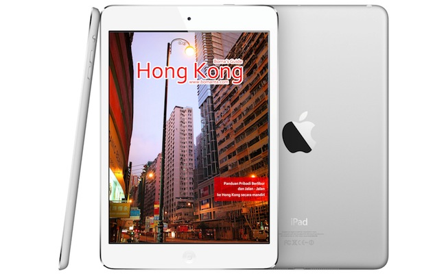 buku wisata hong kong