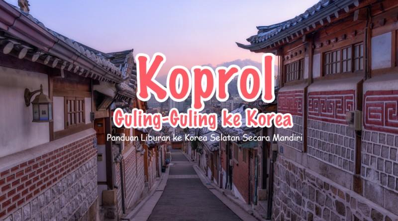 koprol guling-guling ke korea