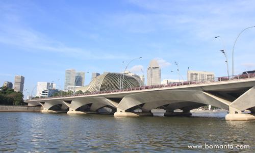 jalan jalan ke singapore river cruise