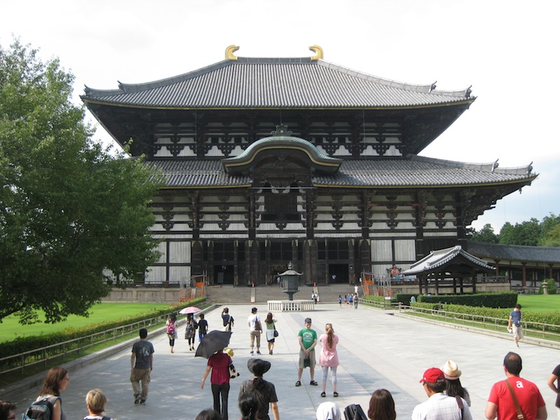todaiji shrine nara