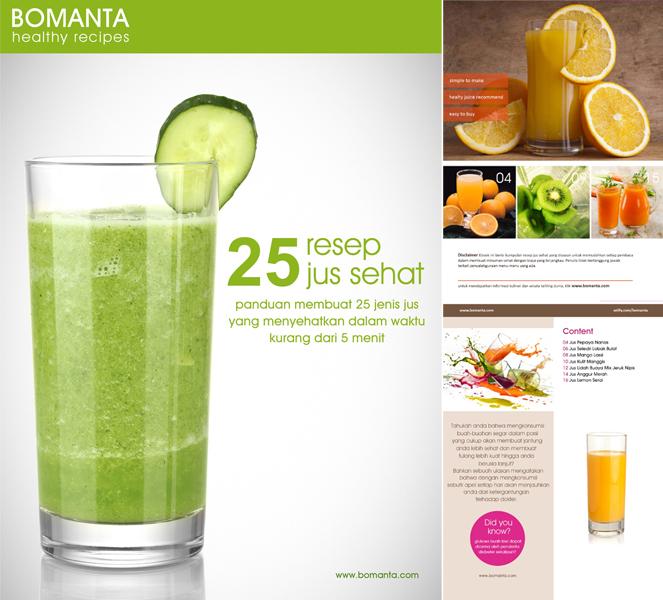 25 Resep Jus Sehat Bikin Awet Muda