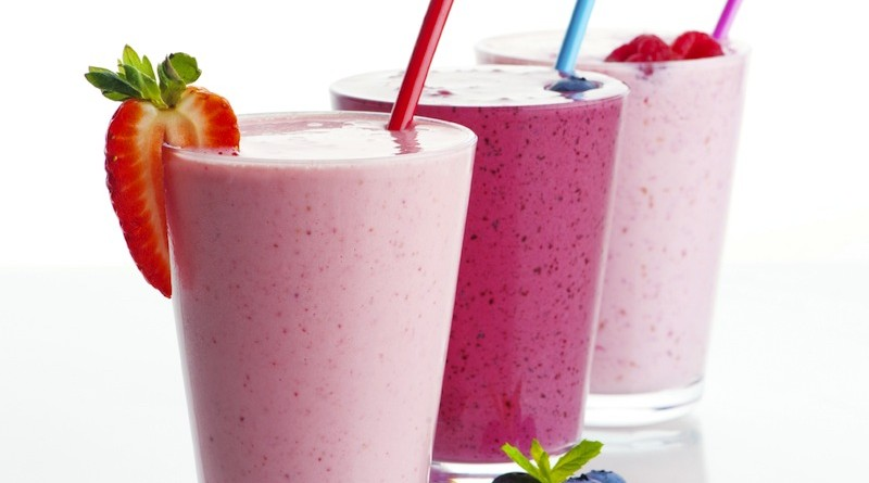 resep smoothies