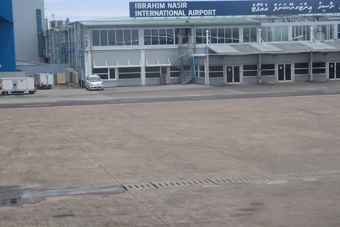 ibrahim nasir airport maldives