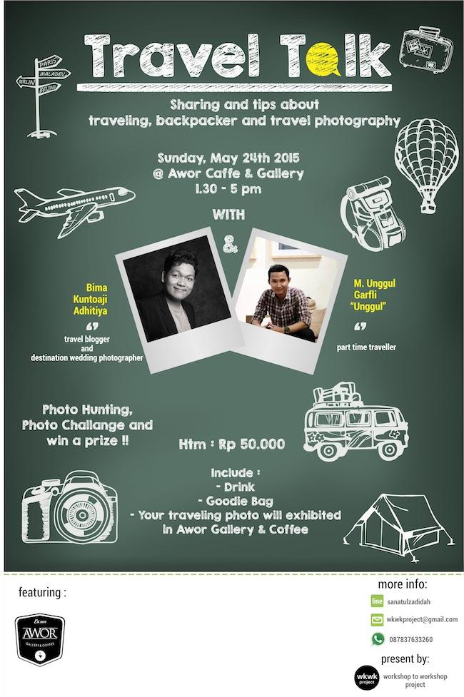 travel seminar bomanta
