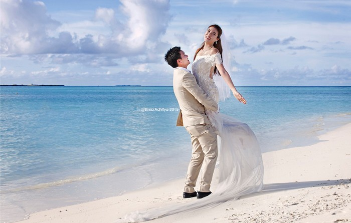 maldives pre wedding