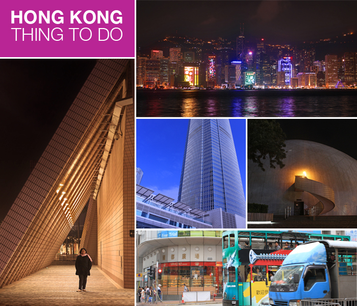 winter holiday in hong kong