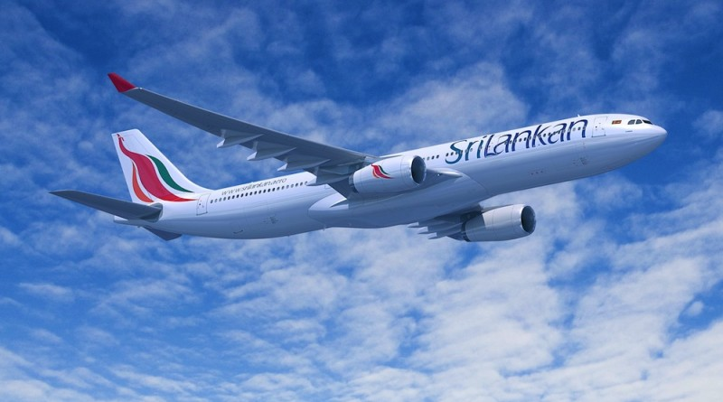 A330 300 Srilankan airlines
