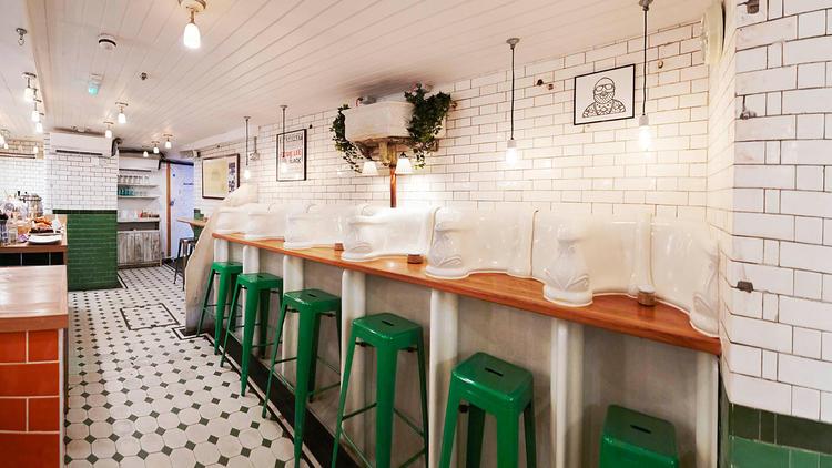 kedai kopi attendant london