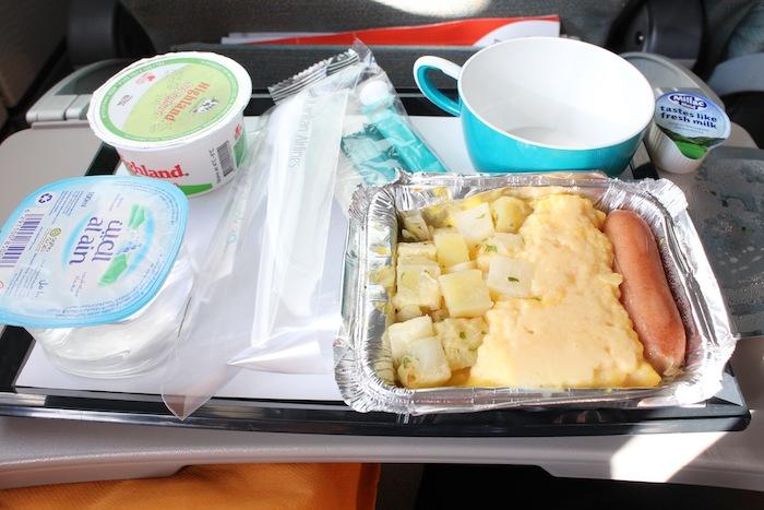 sarapan enak di srilankan airlines