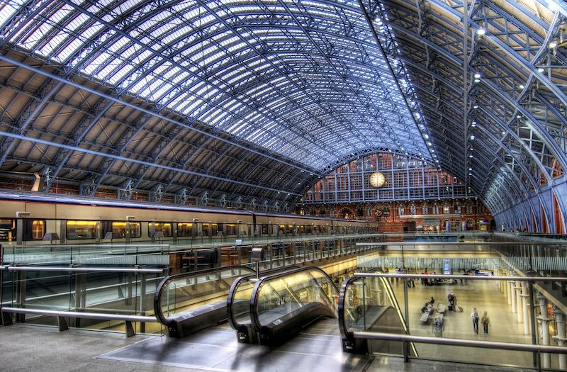stasiun london