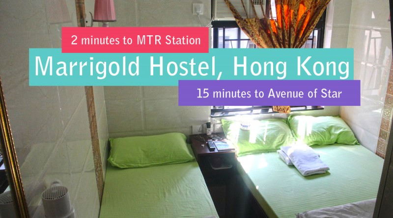 marrigold hostel hongkong