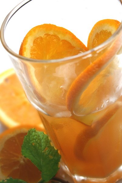 minuman segar dari buah