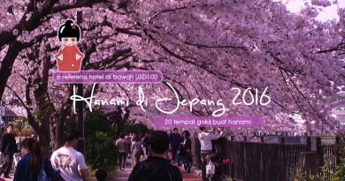 Tanggal Perkiraan Sakura Mekar tahun 2016