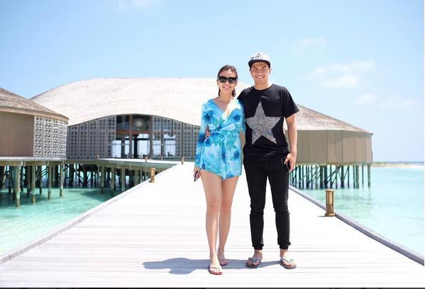 tempat liburan artis indonesia