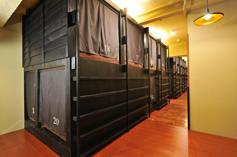 budget hostel in tokyo 6