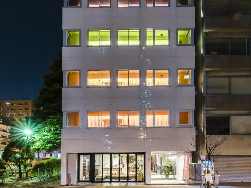 hostel backpacker di tokyo 1