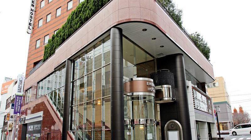 hotel murah di tokyo 1