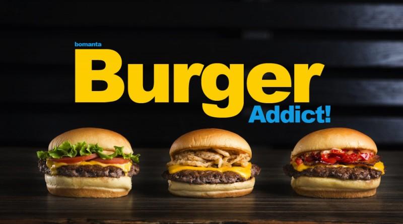 restoran burger di singapura