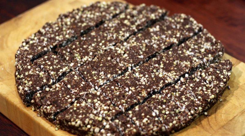 Resep Crunchy Chocolate Nikmat untuk Lebaran