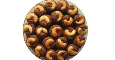Resep Cookies Coklat Kacang Mede