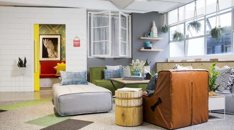 15 referensi desain kamar mini buat disewain di airbnb for Dekor kamar hotel buat ulang tahun