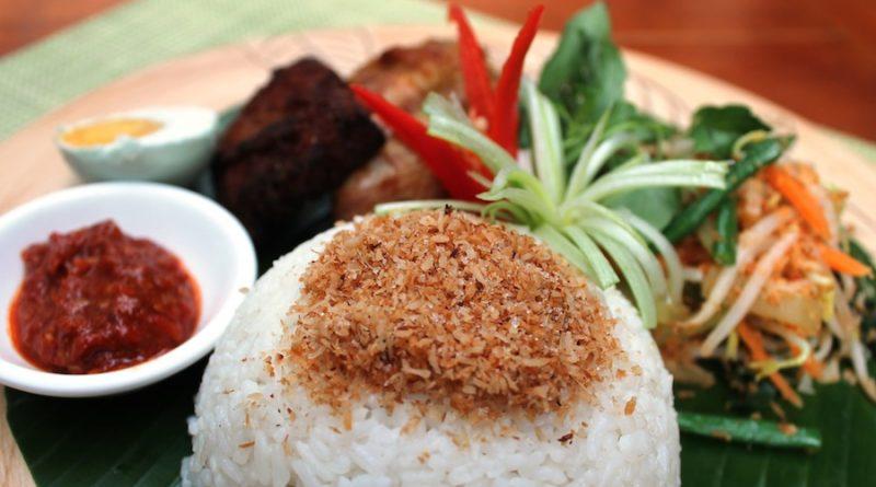 resep nasi ulam sederhana