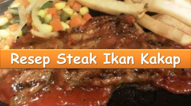 steak ikan kakap