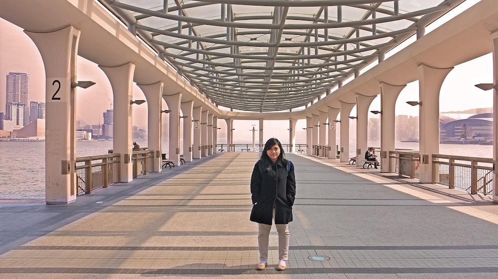 cara menuju ke ferry pier hong kong