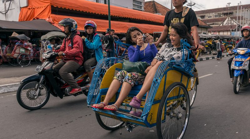 how much does it cost to ride with becak