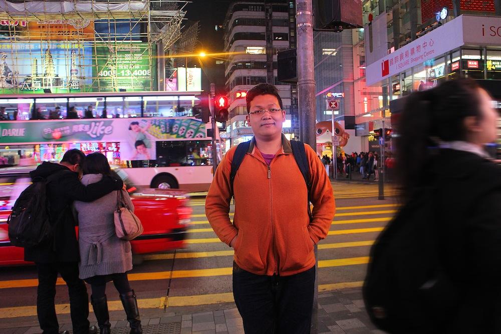 naik bis dari bandara hong kong ke kowloon