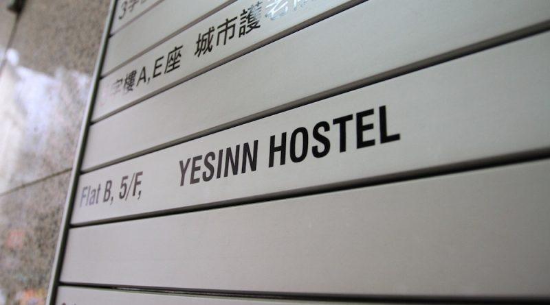 review hotel yes inn hong kong