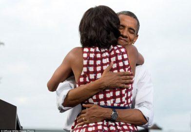 "55 Foto ""Ngangenin"" Barack Obama Yang Udah Ga Bakal Terulang Lagi"