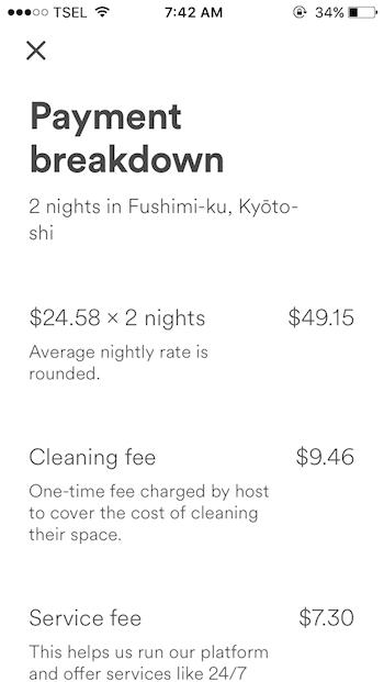 gimana cara booking kamar di airbnb