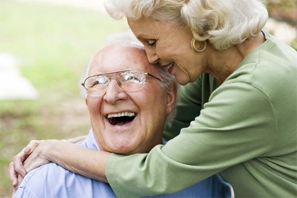 bahagia di masa tua