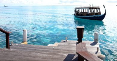 Cheap Hotel for 1 Night Transit in Male City, Maldives