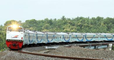 22 Train Schedule From Yogyakarta to Jakarta, Surabaya, and Bandung