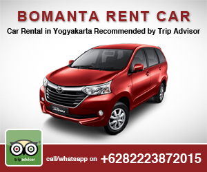cheap and trusted rent car in yogyakarta