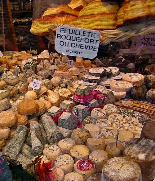 toko keju di paris