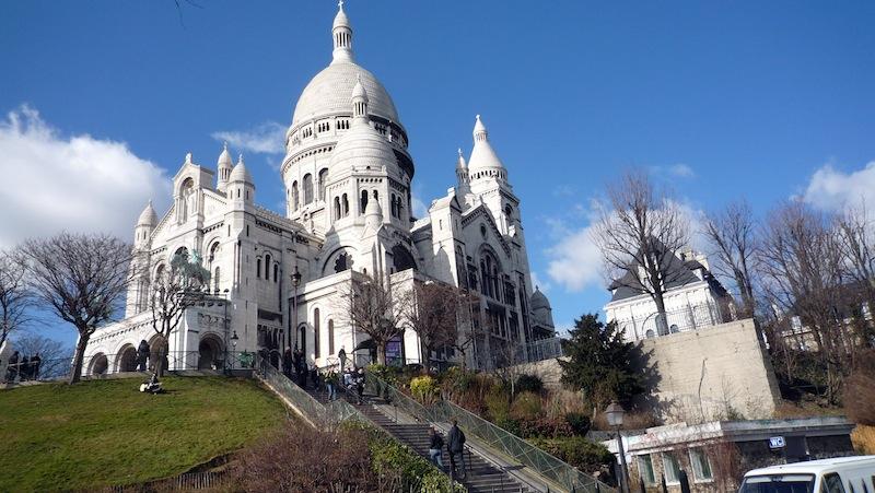 bukit Montmartre paris