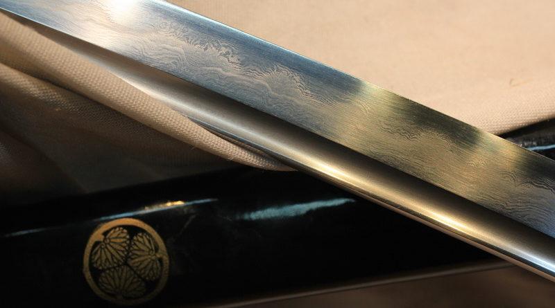 7 Tahapan Membuat Pedang Legendaris Katana