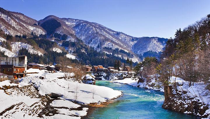 Berlibur ke Desa Shirakawago Jepang, Situs Warisan Dunia Yang Dilindungi UNESCO