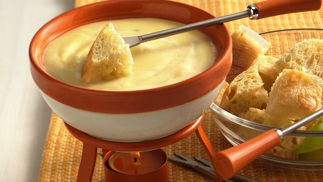 Cheese Fondue Kuliner Swiss Nikmat