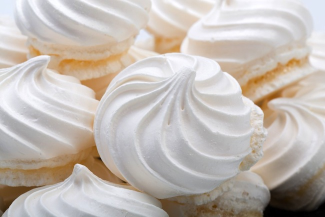 Meringue Cookies ala Swiss