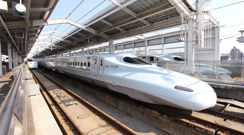 Proses dan Cara Pembuatan Kereta Cepat Shinkansen