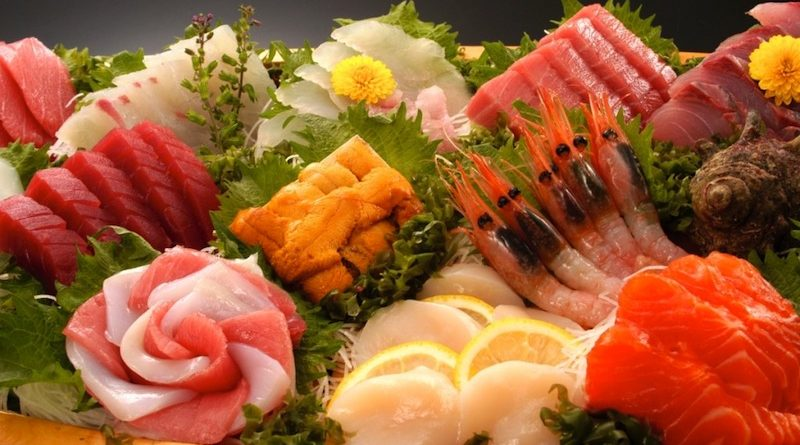 cerita sejarah sashimi jepang